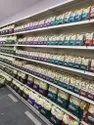 Supermarket Wall Racks