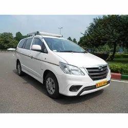 Innova Crysta Local Car Rental Services in Patna