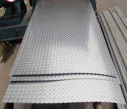 Stainless Steel Chequered Plate 202