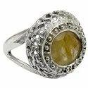 Amethyst 925 Sterling Silver Ring