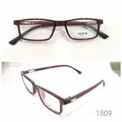 Full Rim Adult Frame Demo Lens Tr90 Optical Frames 1509