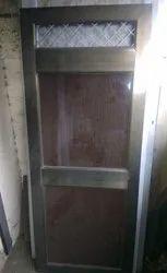 PVC Digital Door