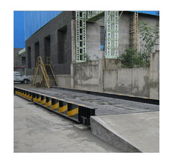 Weighbridge for Concrete Readymix Industry