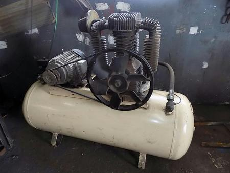 3 To 360 HP Ingersoll Rand(IR) & Kirloskar Used Air Compressor   ID