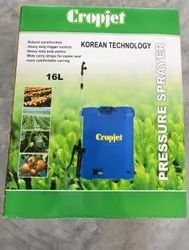 Battery  Operated Cropjet Brand Sprayers