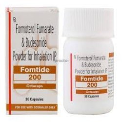Formoterol Fumarate & Budesonide Powder For Inhalation IP