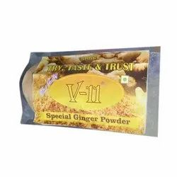 V-11 Special Ginger Powder, Store in Cool And Dry Place