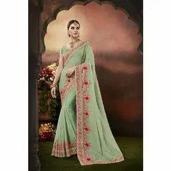 Exclusive Designer Bridal Saree