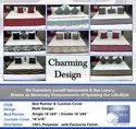 Bed Runner and Cushion Cover sets