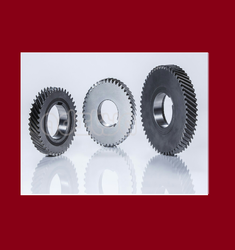 Gear Sets For Screw Compressors