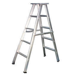 Stool Aluminium Self Supporting Ladder