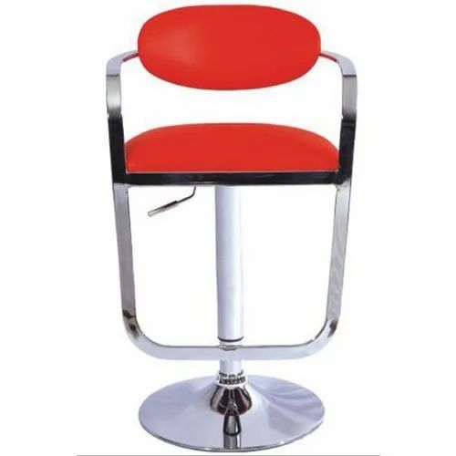 Cube Red CFBS 2054 Buggati Bar Stool, Rotatable: Yes