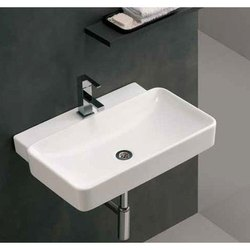 LBS-WHT-0523 Wall Hung Wash Basin