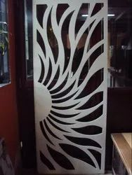 Decorative SS Door Grill