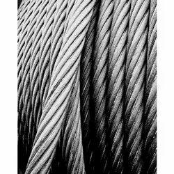 Galvanized Mild Steel 13mm Elevator Wire Rope