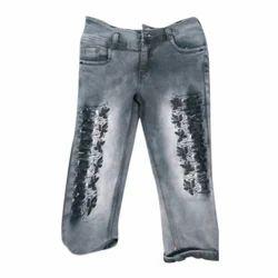 Denim Girls Stylish Jeans