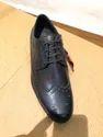 Leather Black Shoe