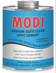 UPVC MD Solvent Cement