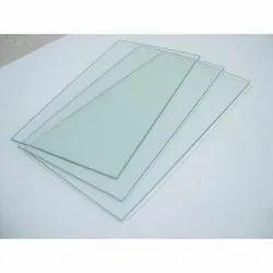 Transparent 1.5mm Clear Sheet Glass