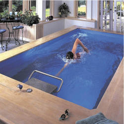 Counter Current Endless Swimming Pool for Residential