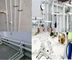 Industrial Plumbing Work
