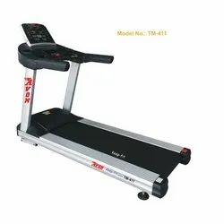 TM 411 Semi Commercial A.C. Motorized Treadmill
