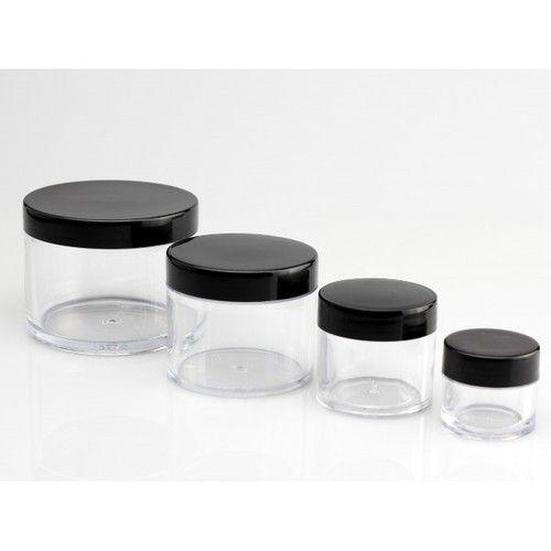 Plastic Cosmetic Jar