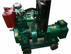 15 KVA Open Power Generator, For Agriculture