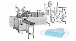 3-Ply Disposable Automatic Face Mask Making Machine