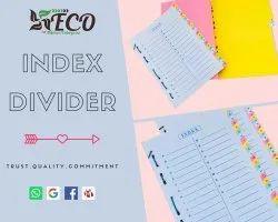 Index Divider