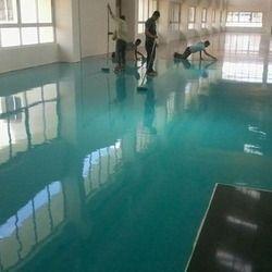 Building Floor Coatings