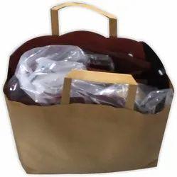 Brown Paper Packaging Bag
