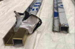 Stainless Steel Custom Profile