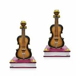 Yellow Resin Violin