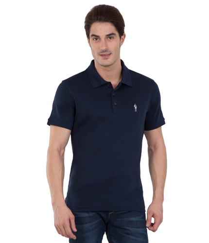 f2517a60 Medium 80% Cotton Jockey Navy Polo T-Shirt, Rs 799 /piece | ID ...