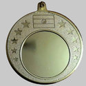 Antique Star Mild Steel Medal