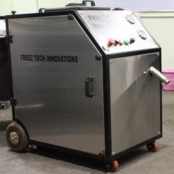 Dry Ice Blasting Machine