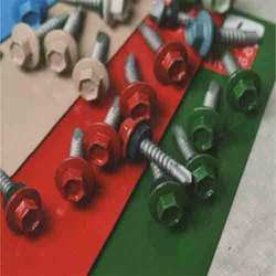Buildex Color Head Self Drilling Screw