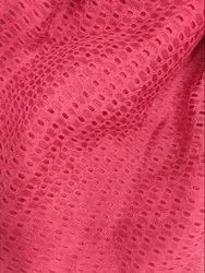 Black Hole Knitted Jacquard Fabric