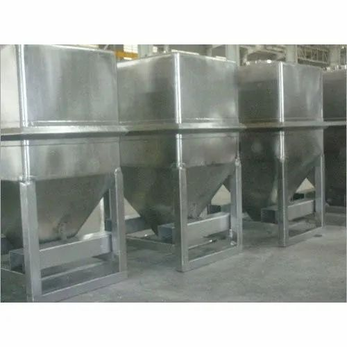 Stainless Steel Fabrication Service