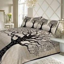Tree Design Bedsheet