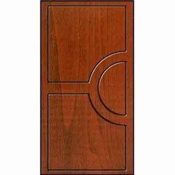 Modern Interior Wooden Membrane Door, For Home