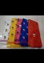 Cotton Print Fabric Mantra Saree