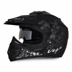 Vega Off Road Sketched Helmet