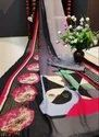 Ligalz Presents New Royal Bridal Georgette Saree with Jari With Blouse