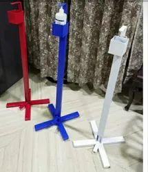 Hand Sanitizer Bottle Stand