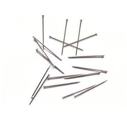 Silver Steel Vikram Pins