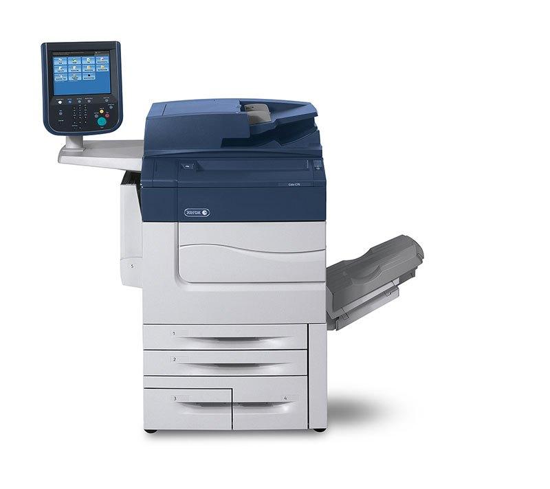 Xerox C70 Color Multifunction Printer, Upto 75 ppm