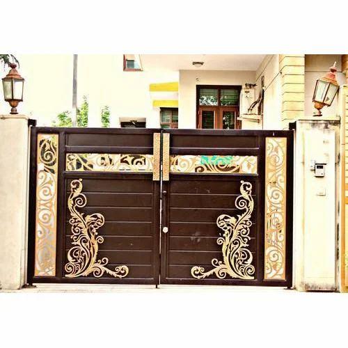 Aluminum Door Casting  sc 1 st  IndiaMART & Aluminum Door Casting Aluminium Castings - Balaji Metal Casting ...