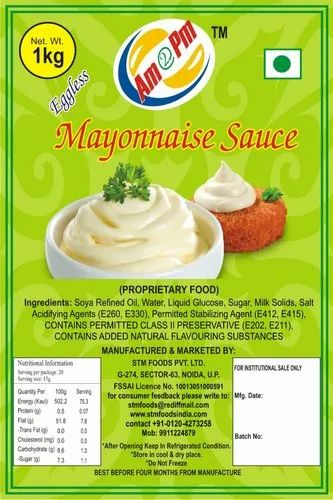 Egg Less Mayo - Premium